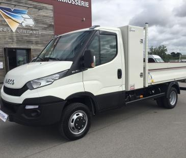 IVECO BENNE - 35C15
